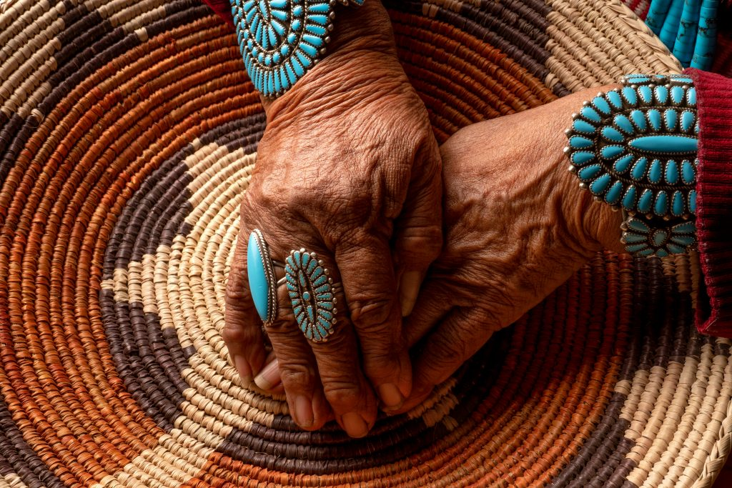 New Mexico's ancient cultural traditions endure in the artwork, adobe architecture, and the people.