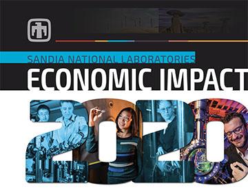 2020 Economic Impact Cover image