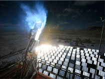 Image of the Solar Thermal Testing Facility