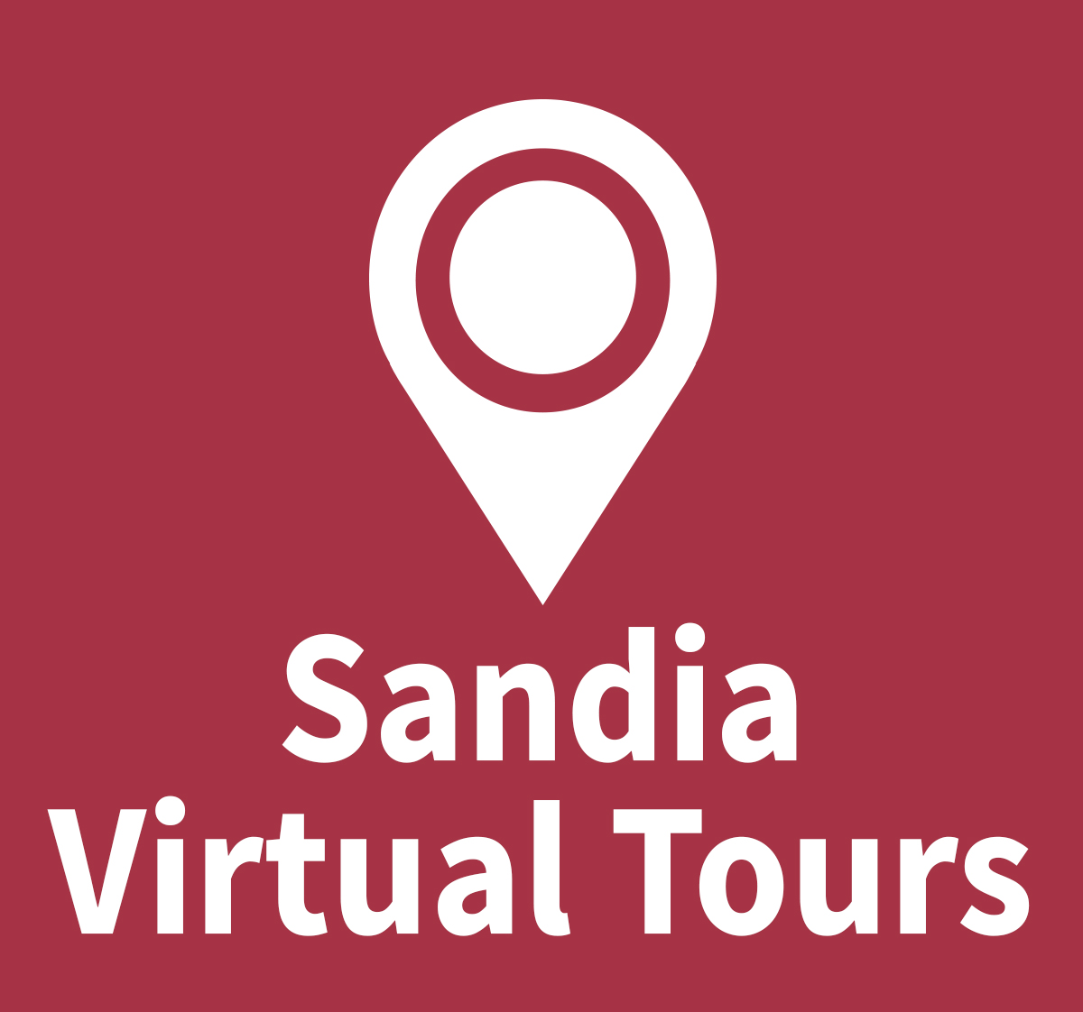 Sandia Virtual Tours icon