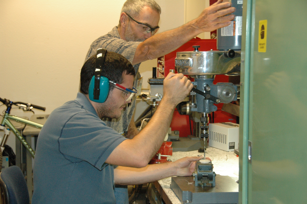 Image of StudentWorking