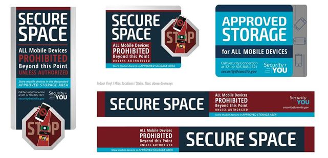 Secure Space Clipart