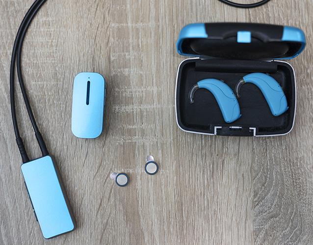 Bluetooth Hearing Aides