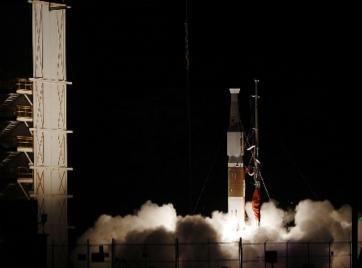 Prototype rocket