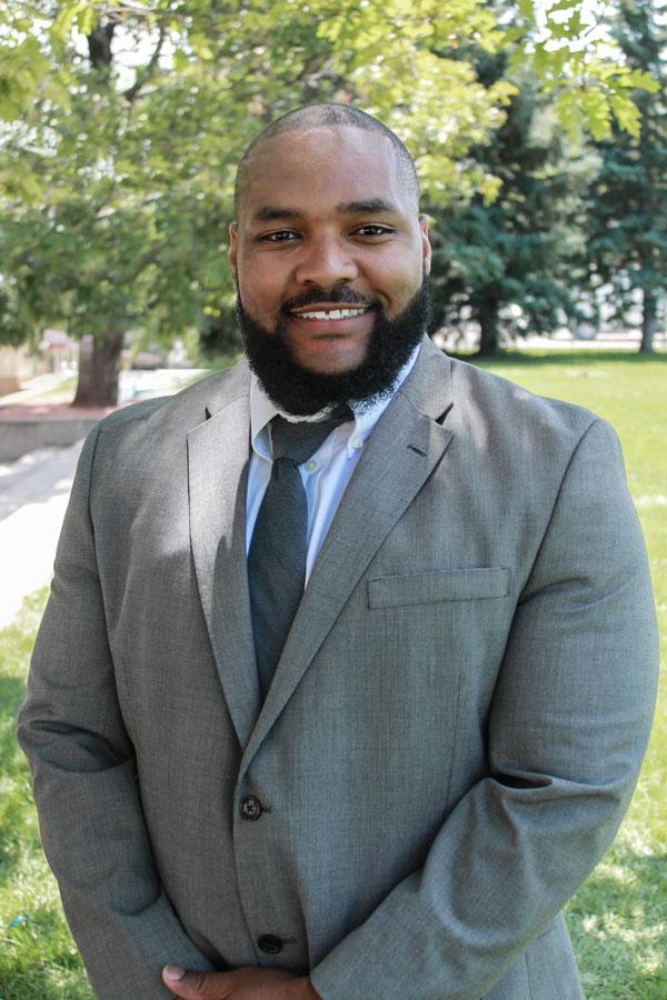 Quincy Johnson portrait