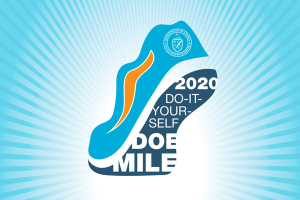 2020 DOE Mile logo
