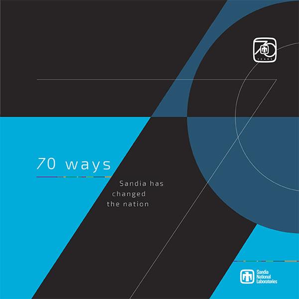 70 ways brochure cover