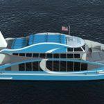 hydrogen fuel cell vessel