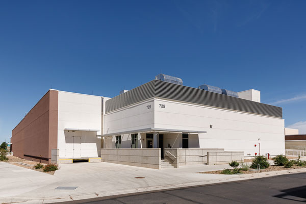data center building exterior