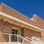 LEEDS certified building at Sandia