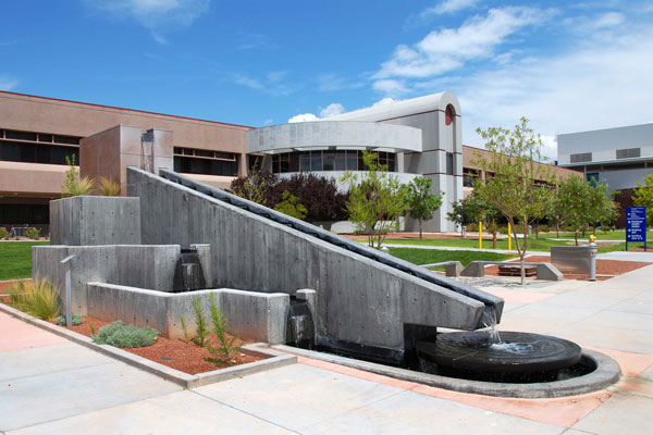 MESA water feature