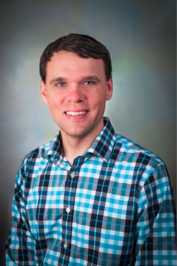Matt Gomez portrait