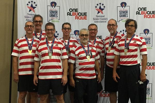 waldos men's volleyball team