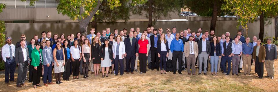 NSSC fall 2018 workshop participants