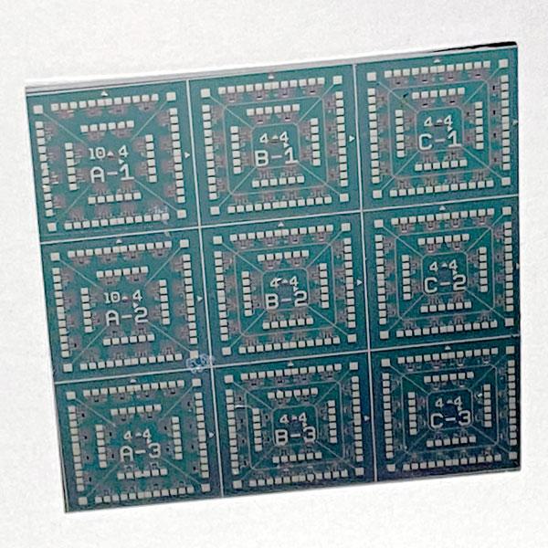 processor array