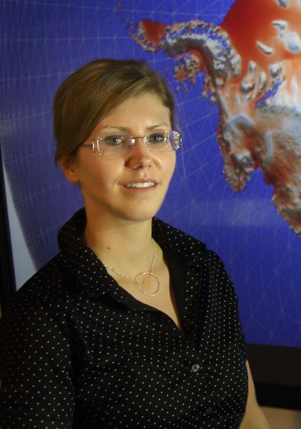 Irina Tezaur