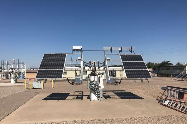 prototype PV panels