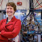 Sandia physicist Susan Clark