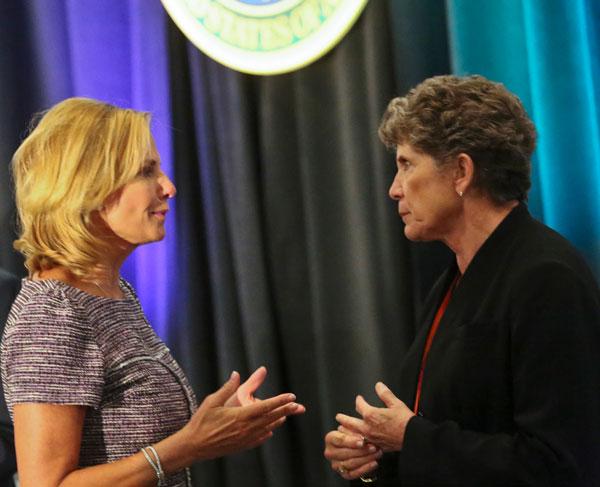 Lisa E. Gordon-Hagerty speaks with Dori Ellis