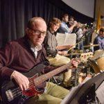 jazz musicians perform