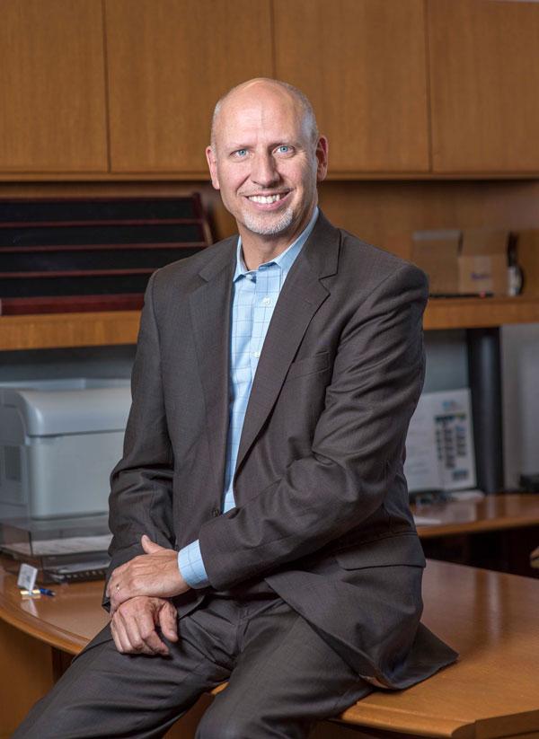 Doug Bruder, Associate Labs Director for Global Security