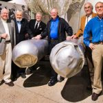 Dan Summers and colleagues visit National Museum of Nuclear Science & History