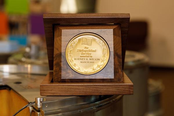 NNSA Administrator's Distinguished Service Gold Award