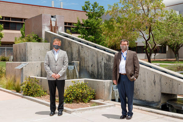 Eric Wollerman and James S. Peery
