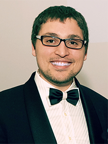 Salvatore Campione receives IEEE's  Outstanding Young Professional Award