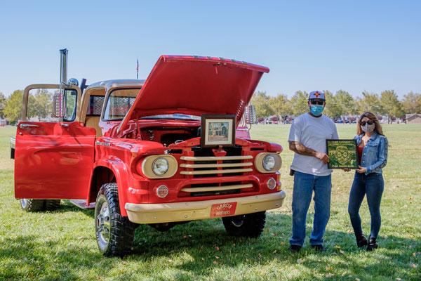 1949 Dodge Dually