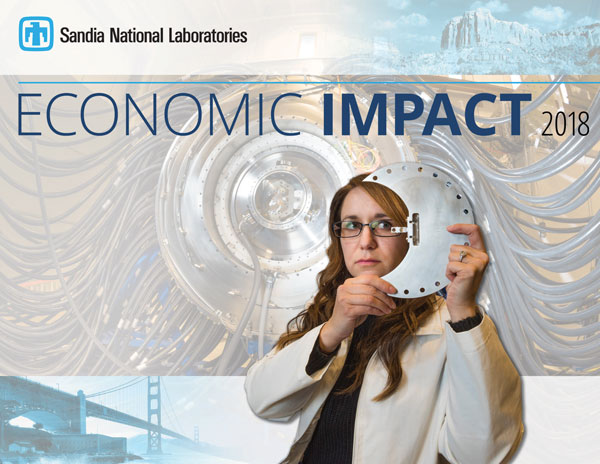 Economic Impact brochure cover
