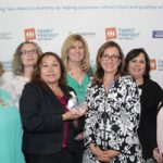 Sandia wins family friendly business award