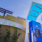 First Element Fuel liquid hydrogen retail fuel pump