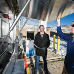 Hystep device speeds H2 station commissioning