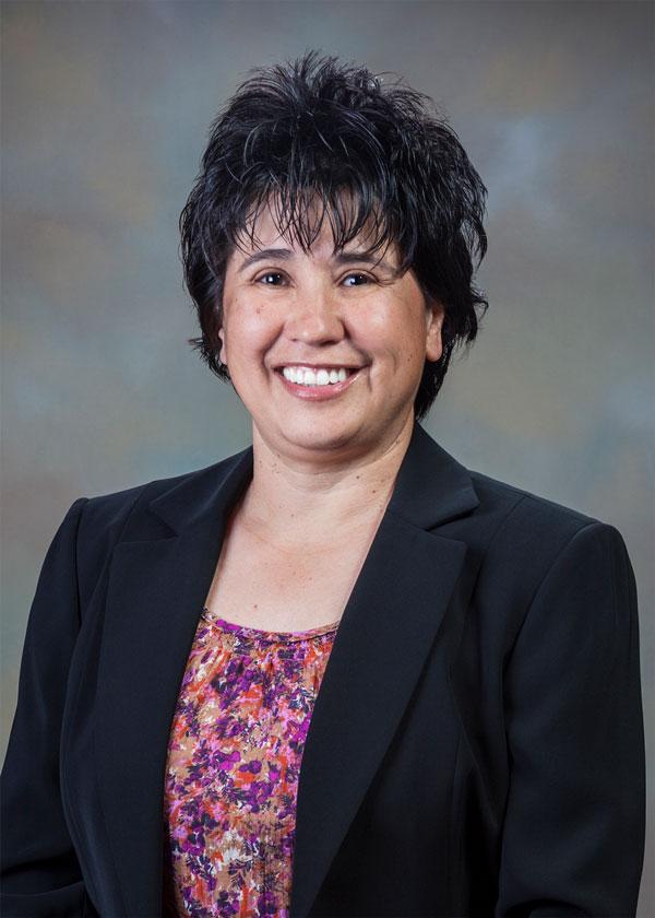 Sandia Associate Labs Director Rita Gonzales