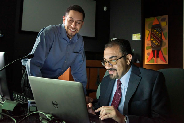 Charles Reinke and Ihab El-Kady