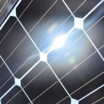 PV panels on cover of new report