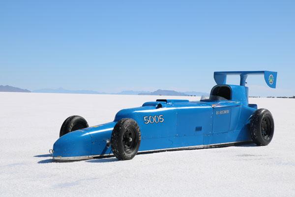 vintage Model-T roadster