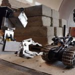 Robots compete at Western National Robot Rodeo