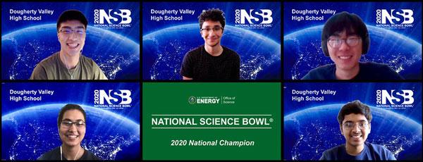 science bowl winners