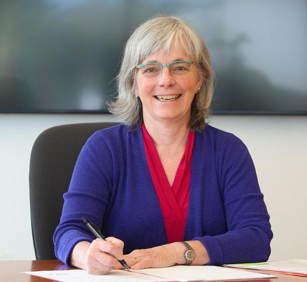 Associate laboratories director Susan Seestrom