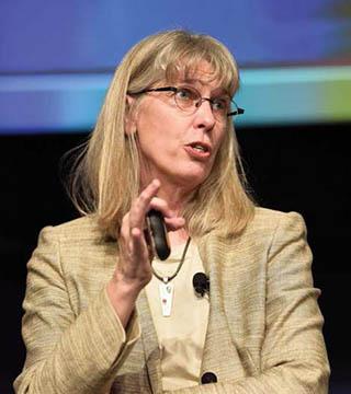 Sandia President and Laboratories Director Jill Hruby