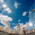solar tower testing facility