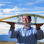 Enormous blades for offshore energy