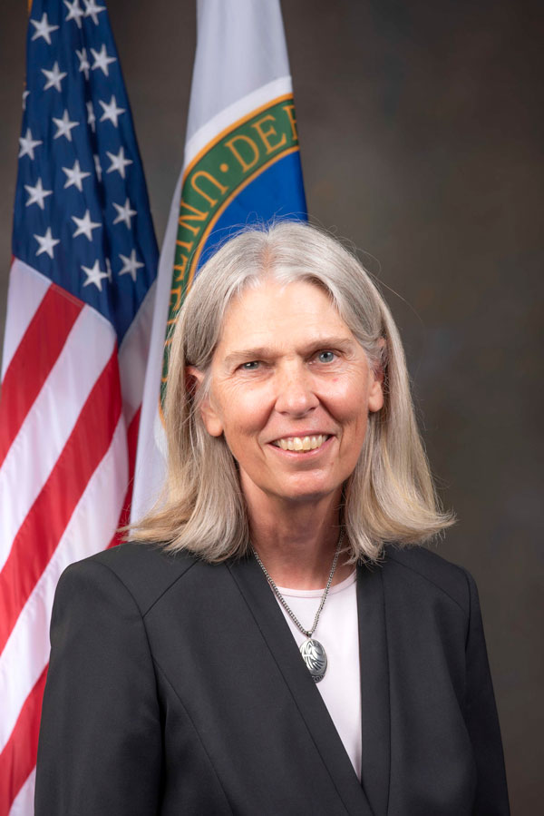 Former Sandia President and Laboratories Director Jill Hruby on Monday took the oath of office as the DOE's new Under Secretary for Nuclear Security and NNSA Administrator.