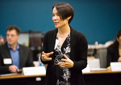 Janice Lin, Strategen Consulting, LLC, Facilitated Discussion Leader.