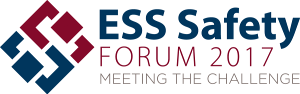 Meeting the Challenge: 2017 ESS Safety Forum