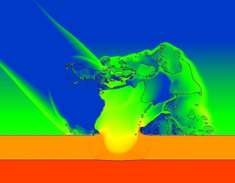 Predicting an asteroid strike